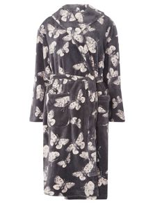 Dorothy Perkins Grey Butterfly Pyjama Set