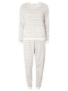 Dorothy Perkins Fleece Pyjama Set