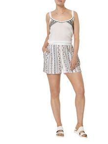 Dorothy Perkins Embellished Co-Ord Shorts