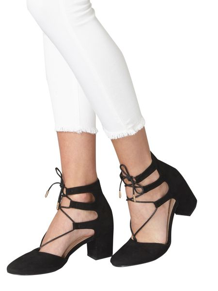 Dorothy Perkins Halo Round Toe Courts