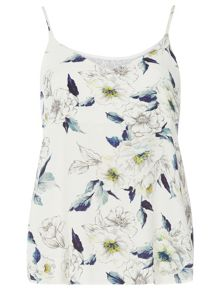 Dorothy Perkins Floral Lace Camisole Top