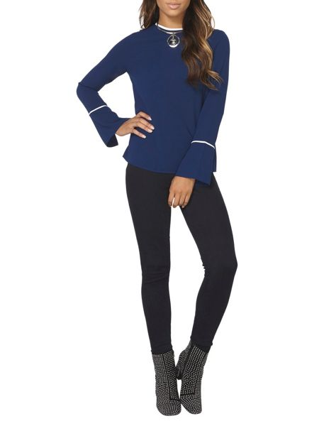 Dorothy Perkins Long sleeve Wide Cuff Top