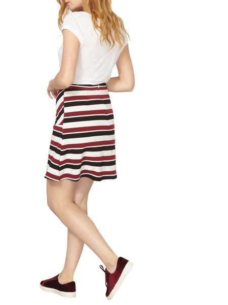 Dorothy Perkins Printed A-Line Skirt