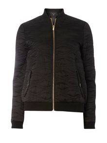 Dorothy Perkins Lightweight Quilted Bomber Jacket