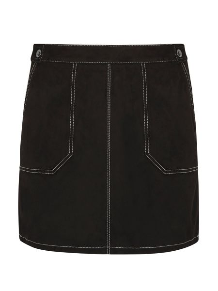 Dorothy Perkins Contrast Stitch Skirt