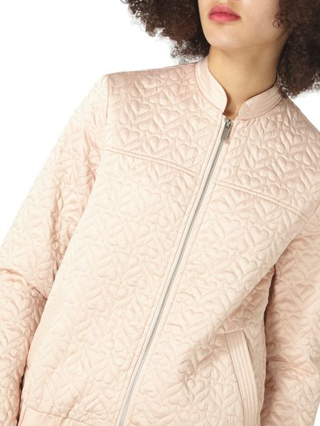 Dorothy Perkins Quilted Bomber Jacket