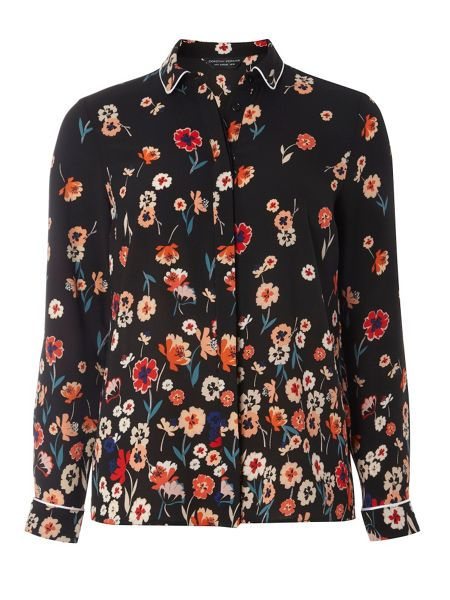Dorothy Perkins Pipe Border Shirt
