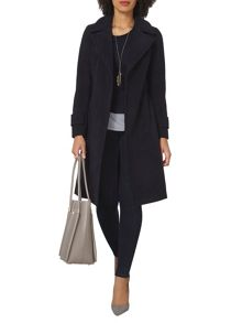 Dorothy Perkins Twill Belted Coat