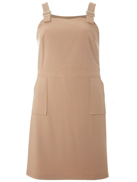 Dorothy Perkins Buckle Pinny Dress