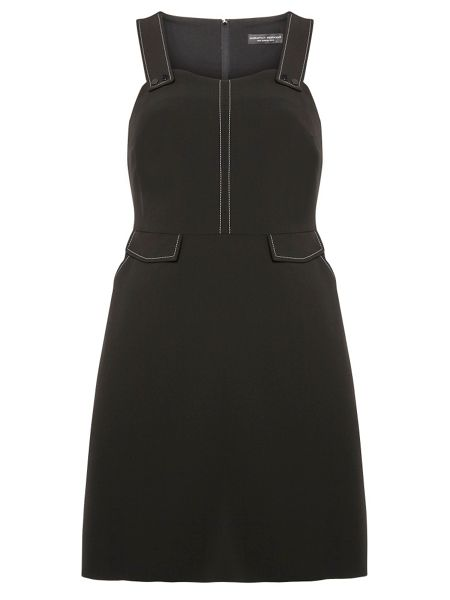 Dorothy Perkins Top Stitch Dress