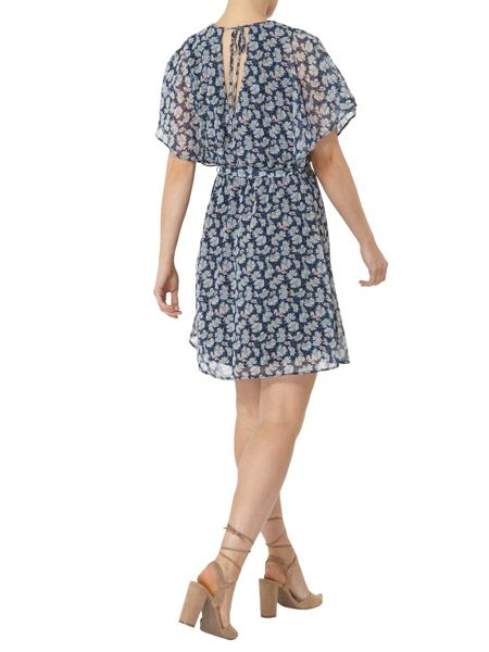 Dorothy Perkins Ditsy Fit and Flare Dress