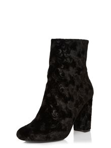 Dorothy Perkins Ariana Burn Out Boots