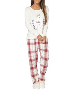 Dorothy Perkins Scotty Dog Pyjama Set
