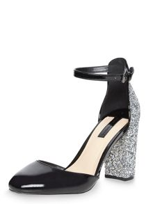 Dorothy Perkins Dazed Glitter H Courts