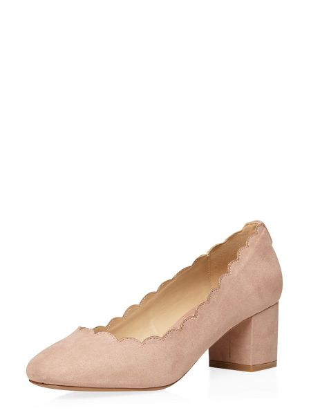Dorothy Perkins Destiny`Scalloped Courts