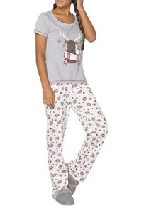 Dorothy Perkins Printed PJ Bottoms