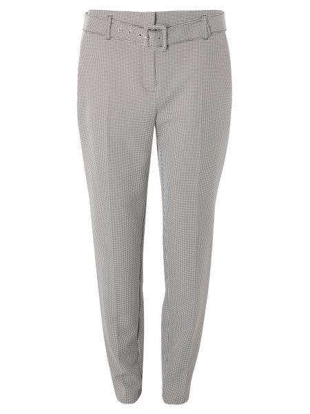 Dorothy Perkins Tall Dogtooth Tapered Trousers