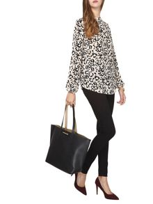 Dorothy Perkins Print Long Sleeve Top