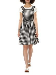 Dorothy Perkins Gingham Tipped Sundress