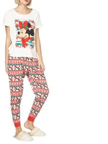 Dorothy Perkins Christmas Minnie Pyjama Set