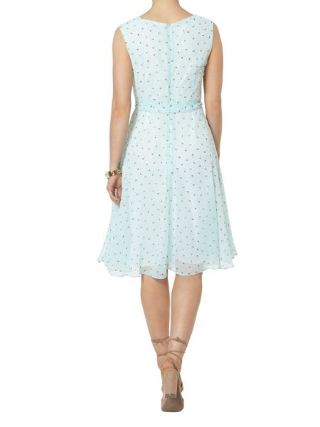 Dorothy Perkins Billie and Blossom Tulip Printed Dress