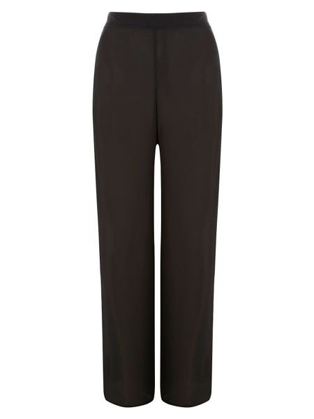 Dorothy Perkins Contrast Side Palazzo Trousers