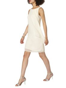 Dorothy Perkins Billie and Blossom Embellished Trapeze Dress