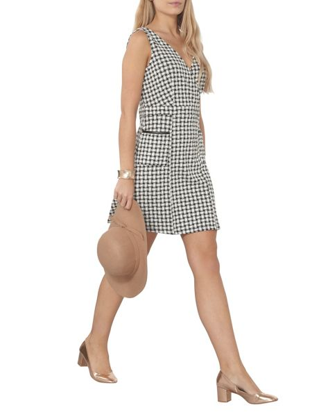 Dorothy Perkins Wrap Front Pinny Dress