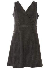 Dorothy Perkins Wrap Pinny Dress