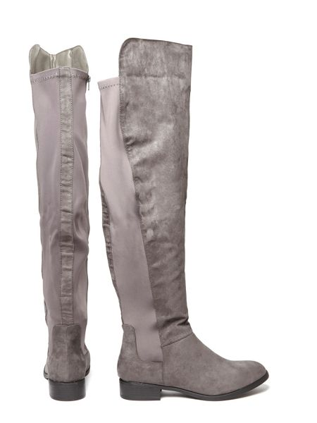 Dorothy Perkins Wide Fit Wind Knee Boots