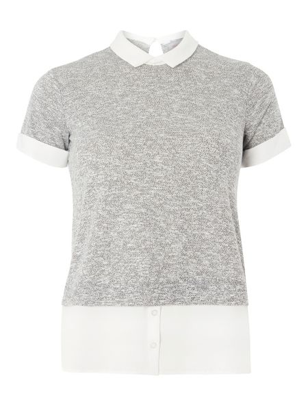 Dorothy Perkins Petite 2 in 1 Top