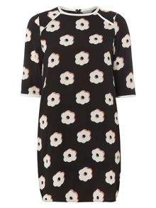 Dorothy Perkins Petite Floral Shift Dress