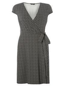 Dorothy Perkins Geo Print Dress