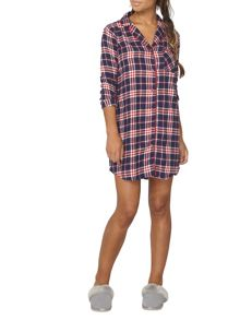 Dorothy Perkins Checked Night Shirt