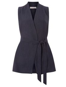 Dorothy Perkins Petite Sleeveless Jacket