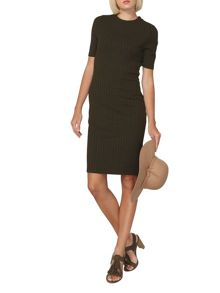 Dorothy Perkins Rib Bodycon Dress