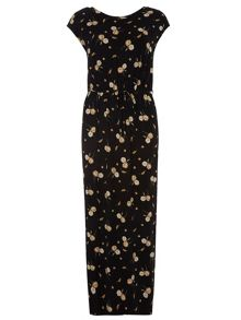 Dorothy Perkins Daisy V Back Maxi Dress