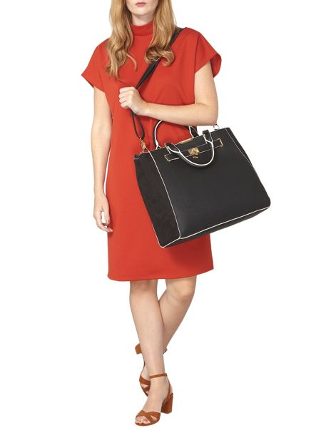 Dorothy Perkins Mix Belted Tote Bag
