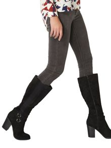 Dorothy Perkins Kyla Knee High Riding Boots
