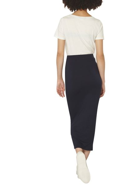 Dorothy Perkins Contrast Trim Tube Skirt