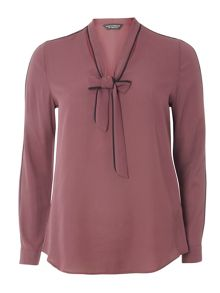 Dorothy Perkins Pussybow Shirt