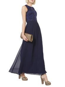 Dorothy Perkins Showcase Eva Lace Maxi Dress