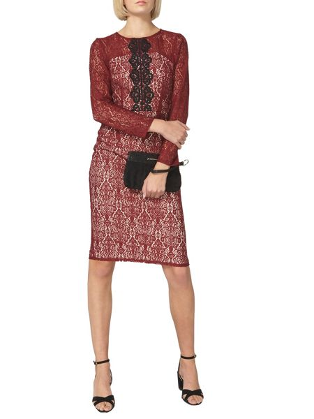 Dorothy Perkins Lace Pencil Dress