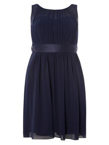 Dorothy Perkins Showcase Petites `Beth` Prom Dress