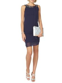 Dorothy Perkins Billie Black Label Trapeze Dress