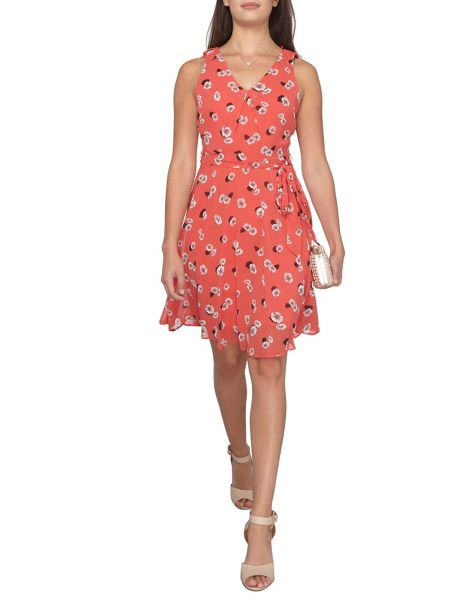 Dorothy Perkins Billie Petites Poppy Print Dress