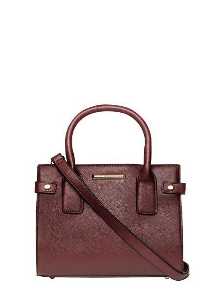 Dorothy Perkins Mini Tab Tote Bag