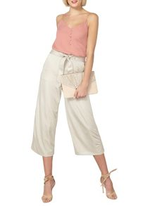 Dorothy Perkins Tie Waist Culottes Trouser