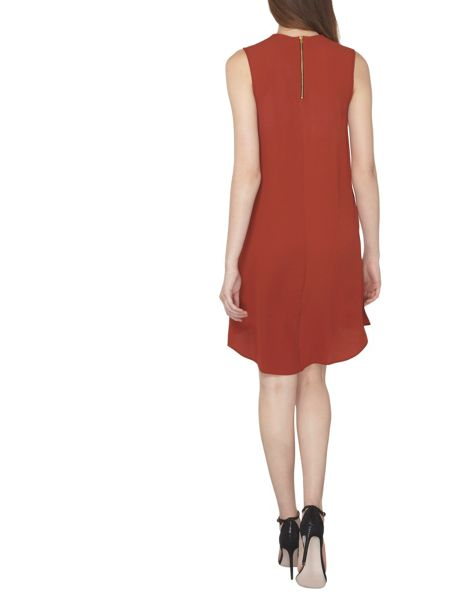 Dorothy Perkins Tall Plain Chain Dress