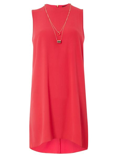 Dorothy Perkins Plain Chain Hilo Dress